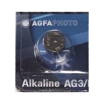 Bateria Agfa AG3 / LR-41